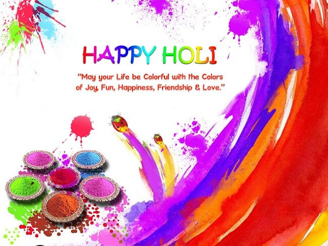 Happy holi 2017 wishes images with quotes