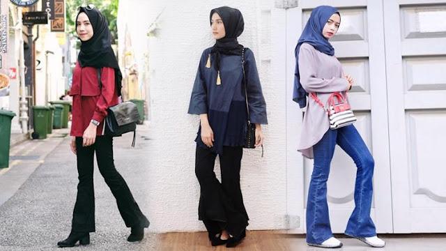 Tetap Tampil Cantik dengan Trend Fashion Hijab Muslimah