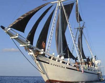 BANGGA MENJADI ANAK NUSANTARA: Perahu Termasyhur di Dunia