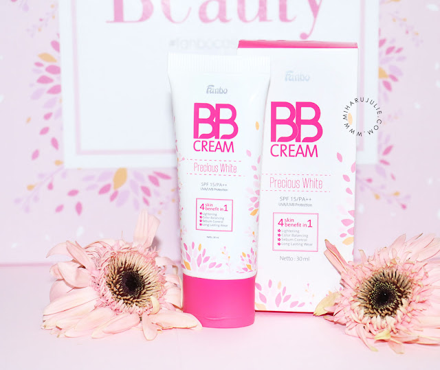 fanbo bb cream precious white review