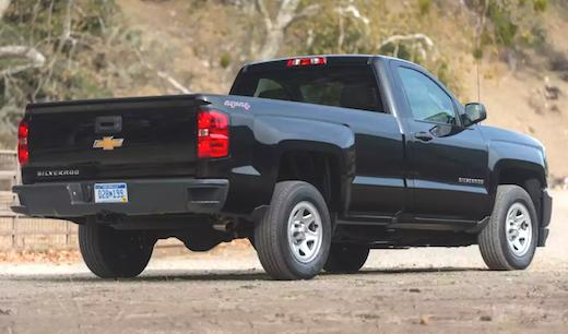 2019 Chevrolet Silverado 1500 Diesel