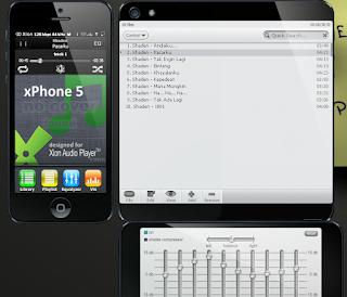Download Xion Audio Player | Pemutar Mp3 Paling Keren