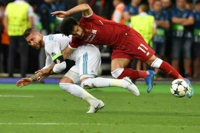 Champions League: 170,000 Sign Petition For FIFA To Punish Ramos