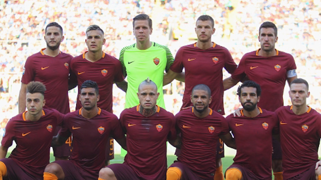 Roma Udinese 4-0 Serie A