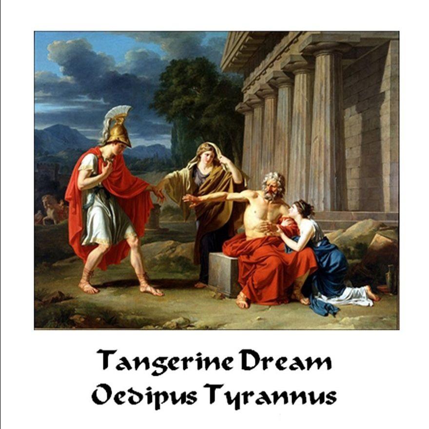 Albums I Wish Existed: Tangerine Dream - Oedipus Tyrannus (1974)