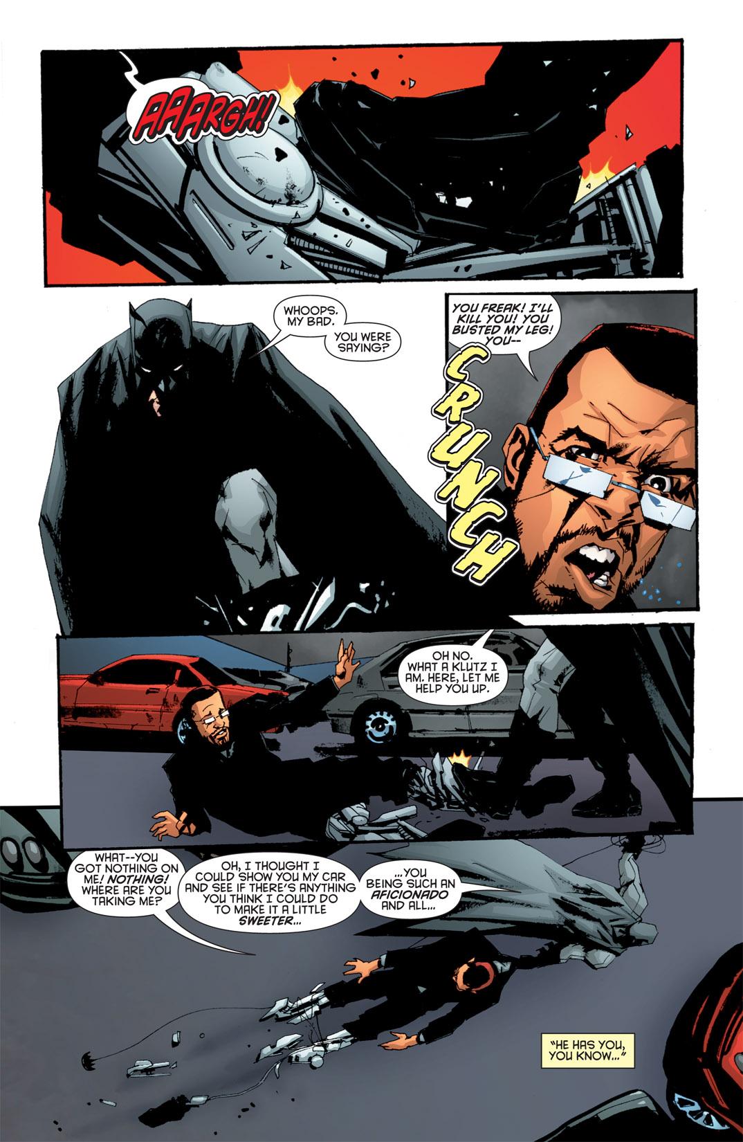 Detective Comics (1937) 877 Page 11