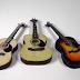 Výroba miniatúrnej gitary z lekárskych paličiek