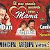 Concierto a mamá con Los Dobles de Leo dan, Camilo Sesto y Pimpinela en Arequipa