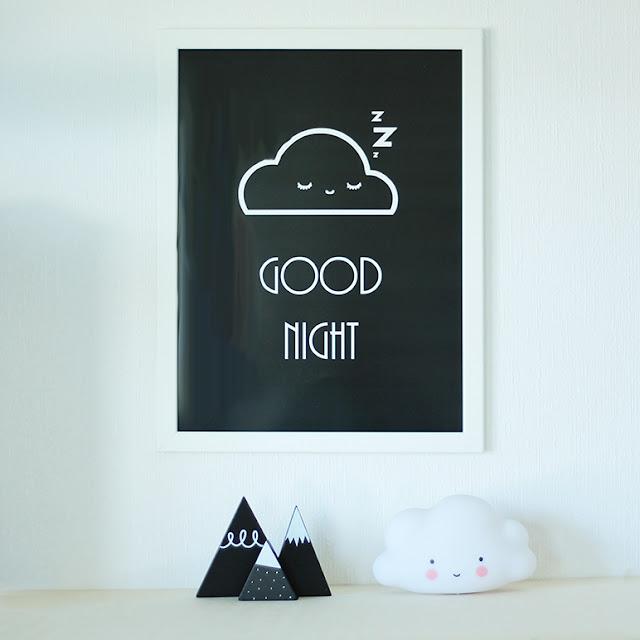 Wolke Minilampe
