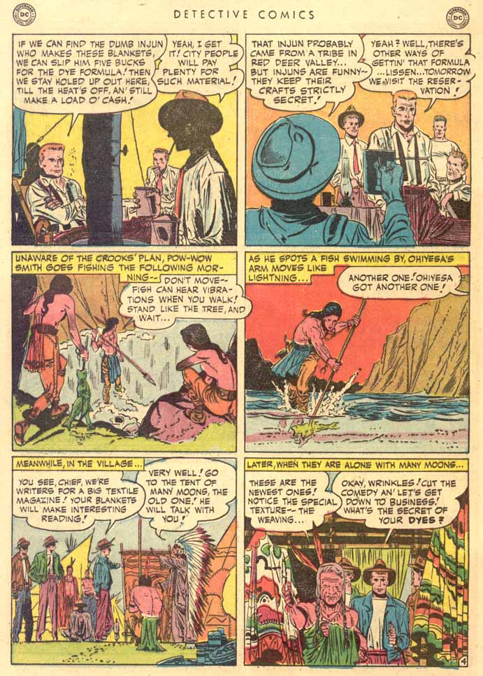Read online Detective Comics (1937) comic -  Issue #159 - 42