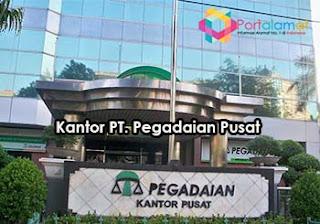 Alamat Kantor WIlayah Peagdaian Seluruh Indonesia