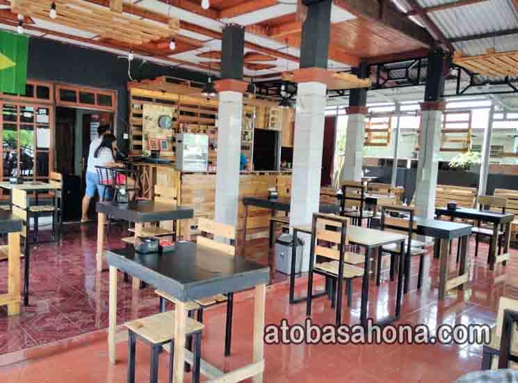 WorkShop Cafe : Tempat Kopi Baru di Manado