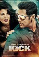 Kick (2014) Full Movie [Hindi-DD5.1] 720p BluRay ESubs Download