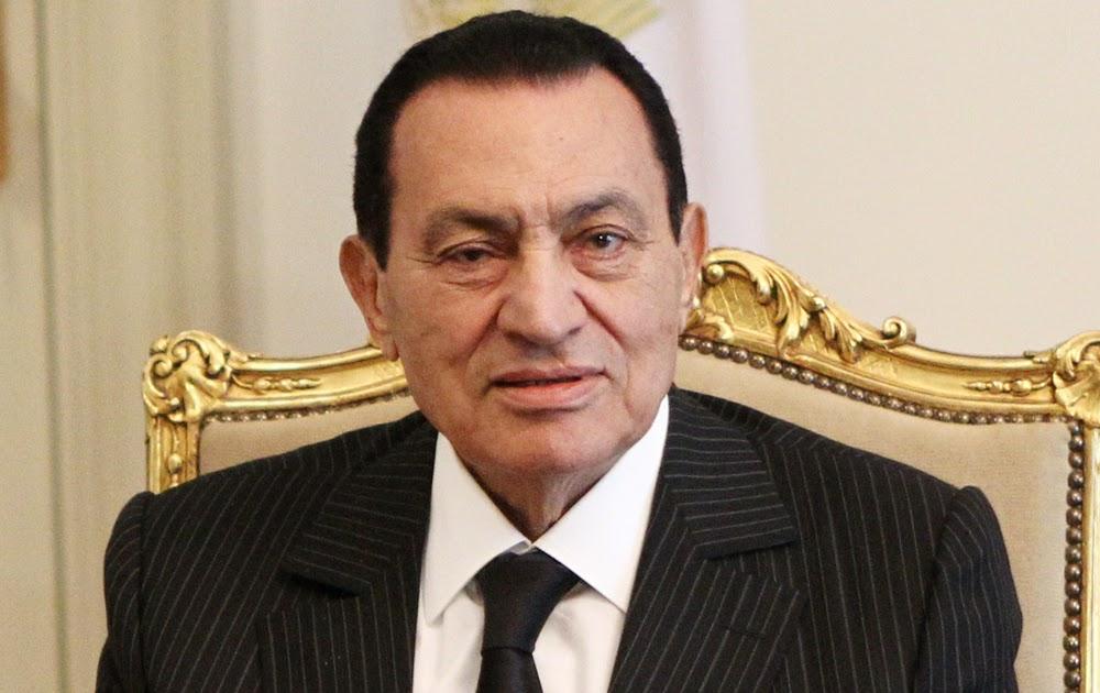 I Was Here Hosni Mubarak