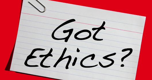 The Unethical Process for the Code of Ethics in Cupertino
