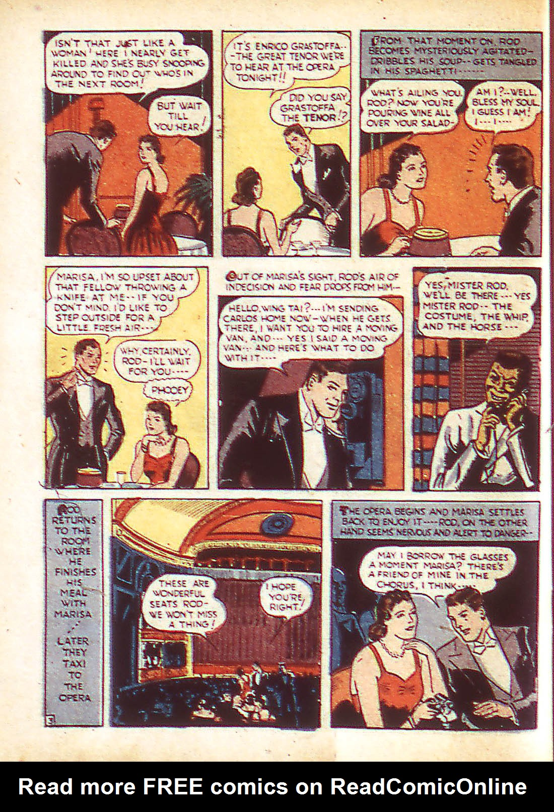 Flash Comics issue 22 - Page 40