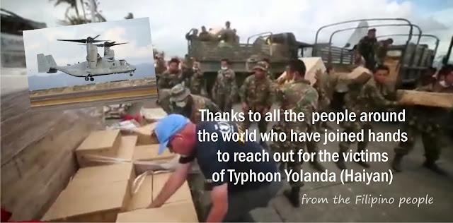 thanks around the world