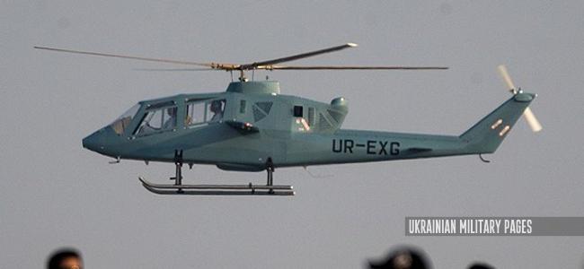 гелікоптер VV2