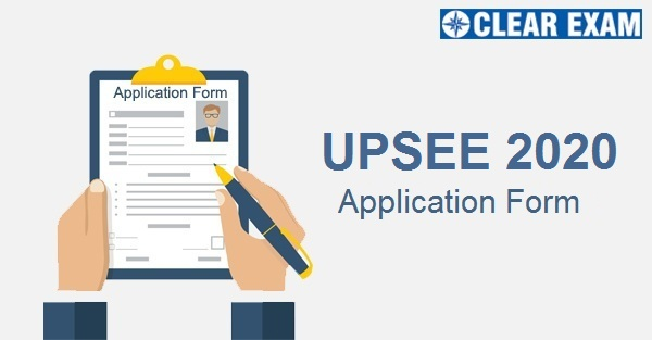 UPSEE 2020 Application Form