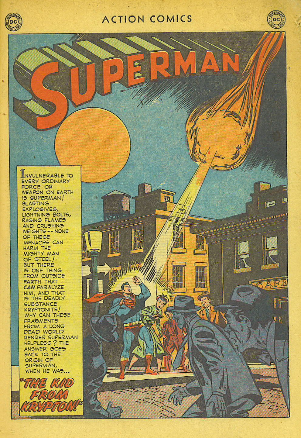 Read online Action Comics (1938) comic -  Issue #158 - 2