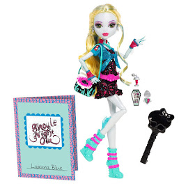 Monster High Lagoona Blue Ghoul's Night Out Doll