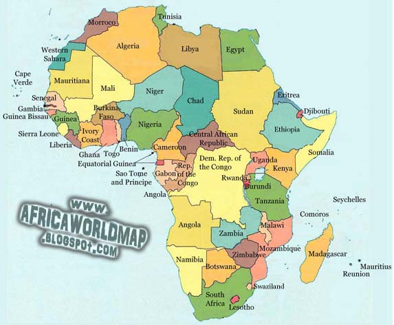 A report on the continent of africa