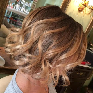 balayage hair brown