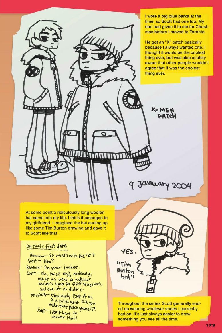 Read online Scott Pilgrim comic -  Issue #1 - 154