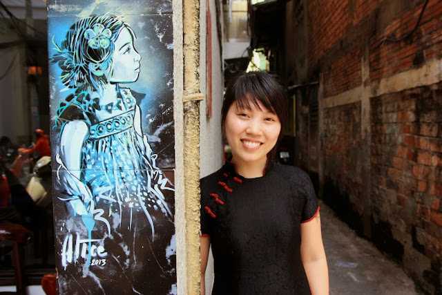 A 3 Week Trip in 3 Cities: Singapore, Yogyakarta, and Ho Chi Minh, searching for urban art and underground culture in Southeast Asia with Italian Street Artist Alice. 4