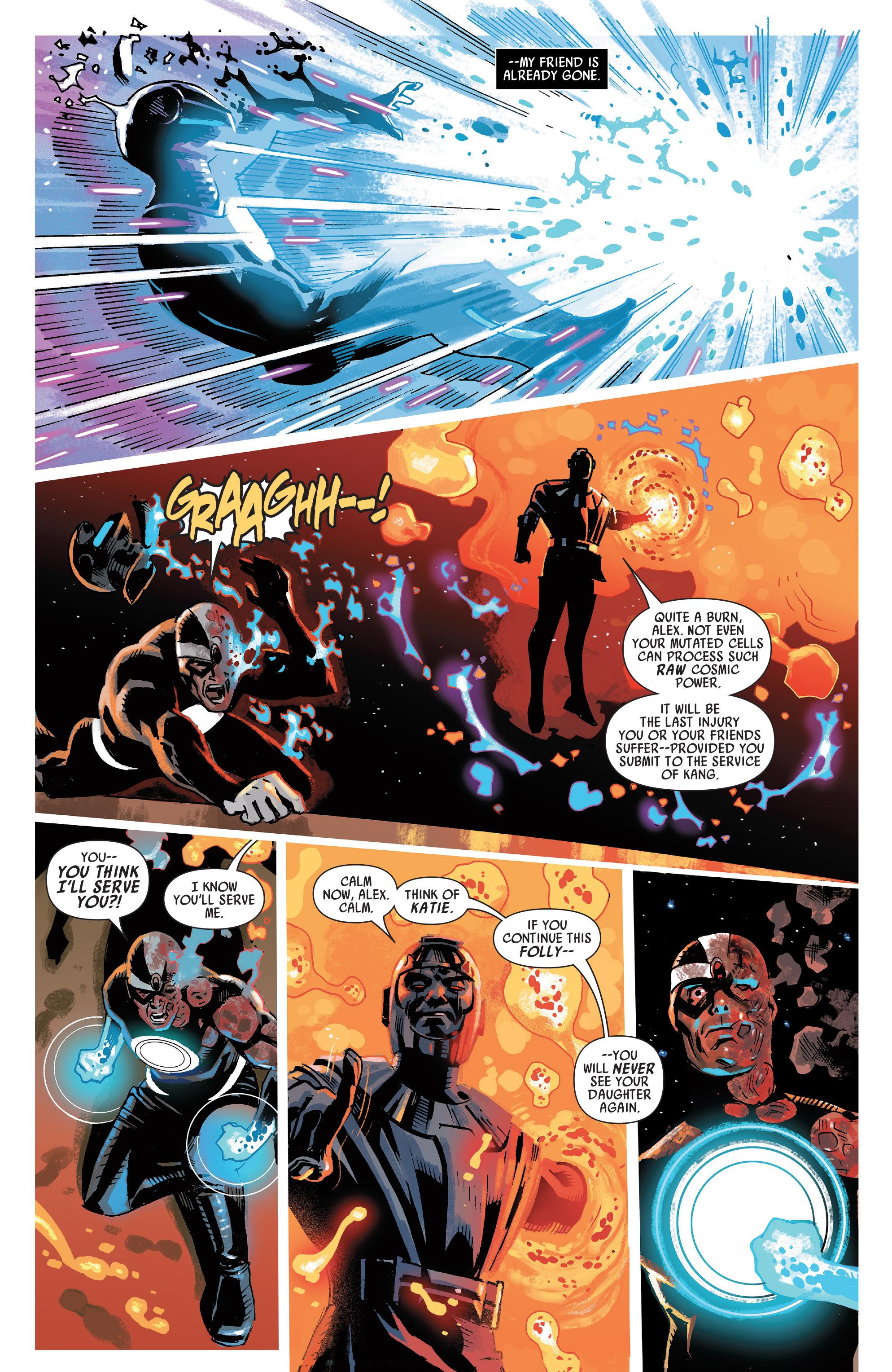 Read online Uncanny Avengers (2012) comic -  Issue #22 - 7