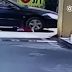 Omg! Watch video of car reverse into a 1yr old baby