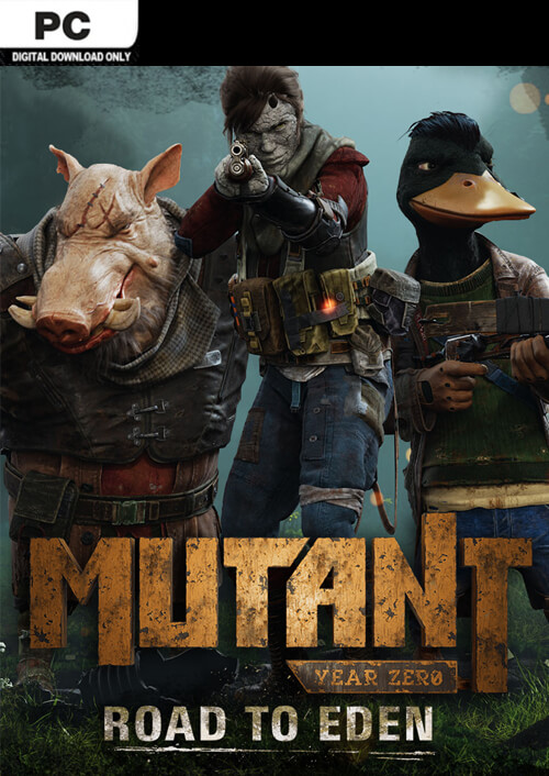 Mutant Year Zero Road To Eden