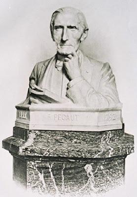 Félix Pécaut, 1868-1898, buste, Musée du Protestantisme