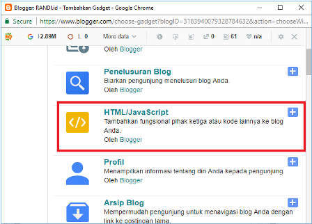 Membuat Pop Up Like Box FansPage Facebook Melayang di Blog