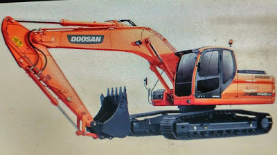 SHOP MANUAL DOOSAN DX 225 LCA