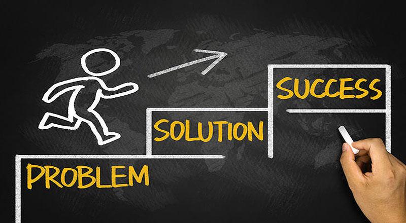 Проблема-решение-успех
