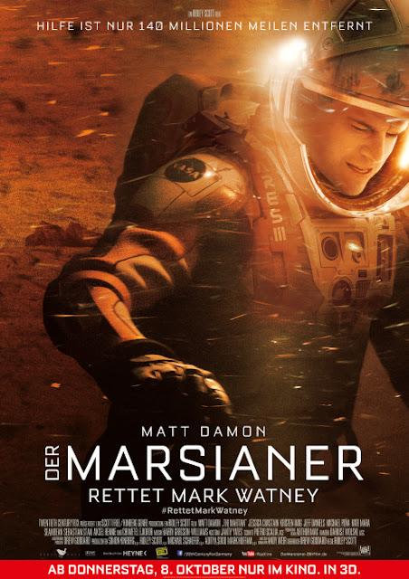 Filme, die ich mag: Der Marsianer