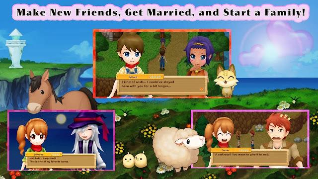 Harvest Moon: Light of Hope v1.0.1 MOD