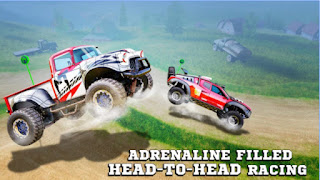 Monster Truck Racing Mod Apk Full Data Unlimited Money
