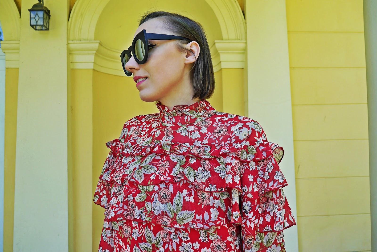 7_sukienka_falbanki_kwiaty_bonprix_skarpetkowe_botki_renee_karyn_blog-Modowy_140518
