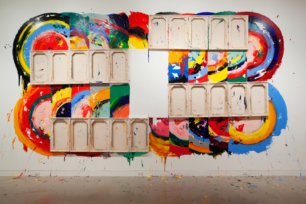 Richard Jackson A Painter Who Has Been Asking Quot What If