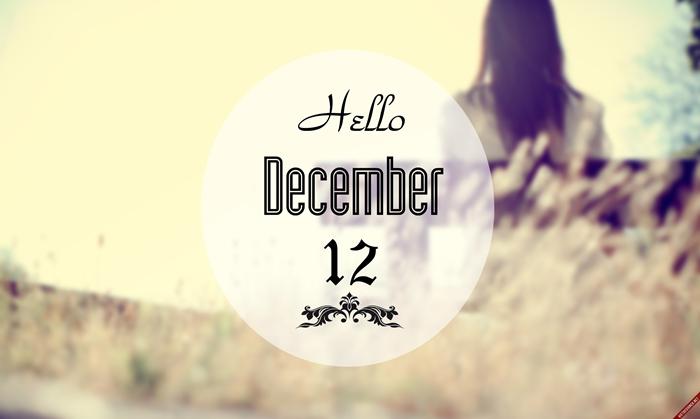 Chào tháng 12… tháng đầy áp yêu thương. Xin chào tháng 12 là tháng của những hối hả ngày cuối năm. Xin gửi tới mọi người Stt chào tháng 12 ý nghĩa .
