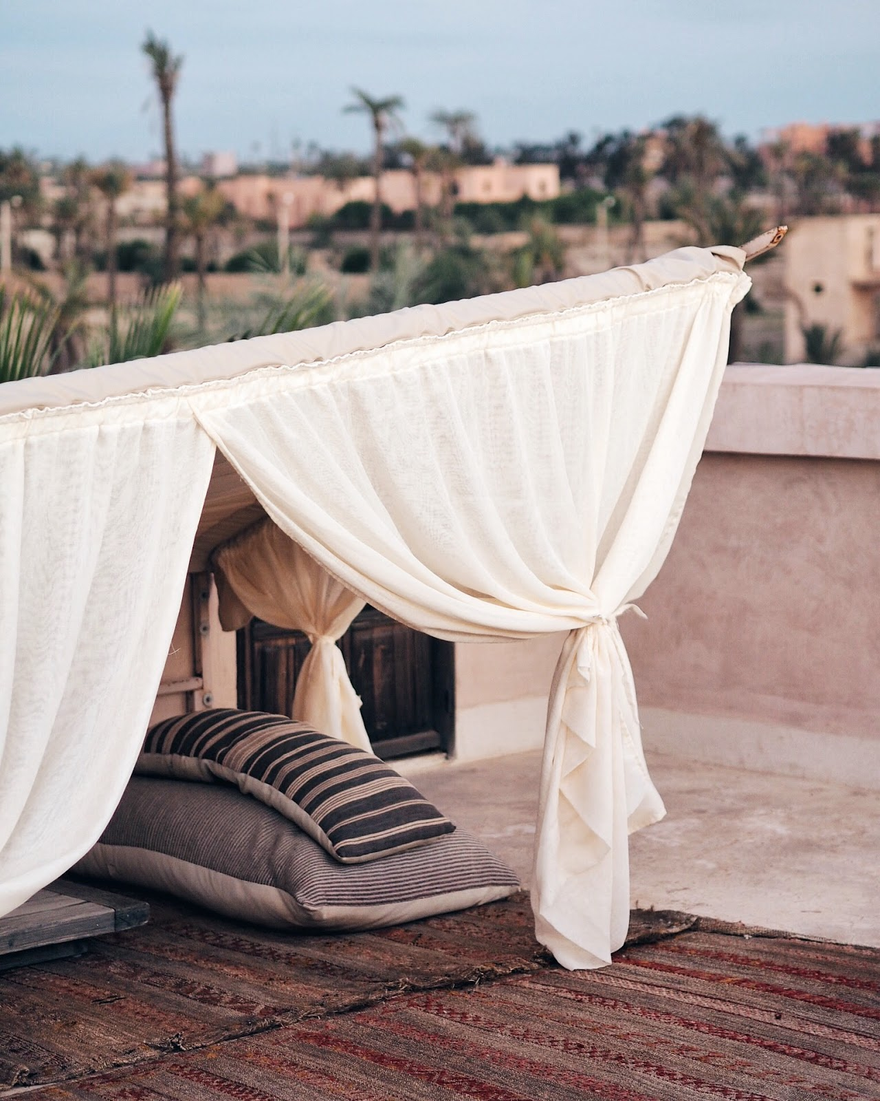 where to stay in marrakech ksar char bagh angloyankophile