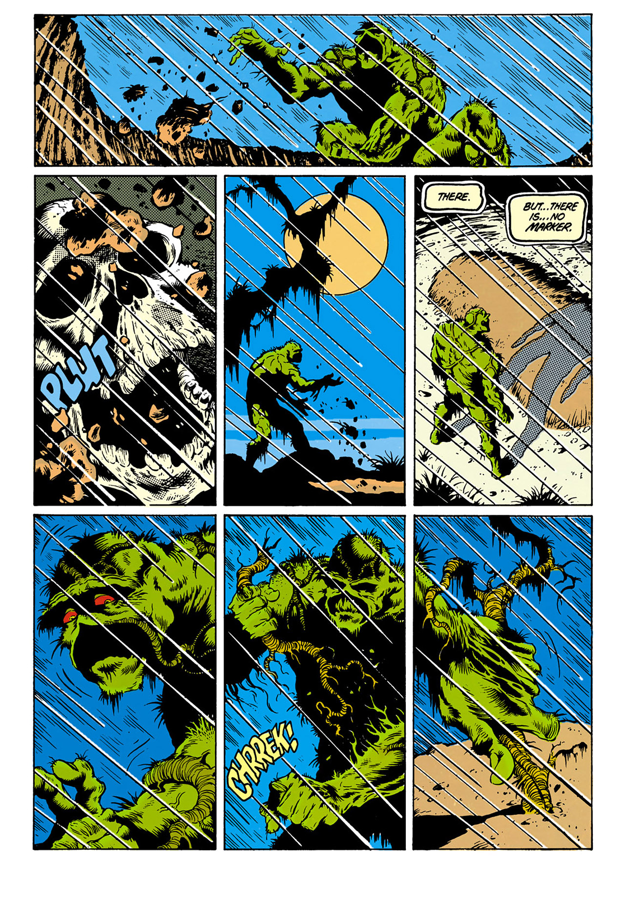 Swamp Thing (1982) Issue #28 #36 - English 23