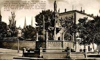 CPA Clermont-Ferrand, la fontaine d'Amboise.
