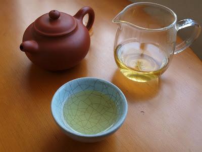 阿里山比賽茶