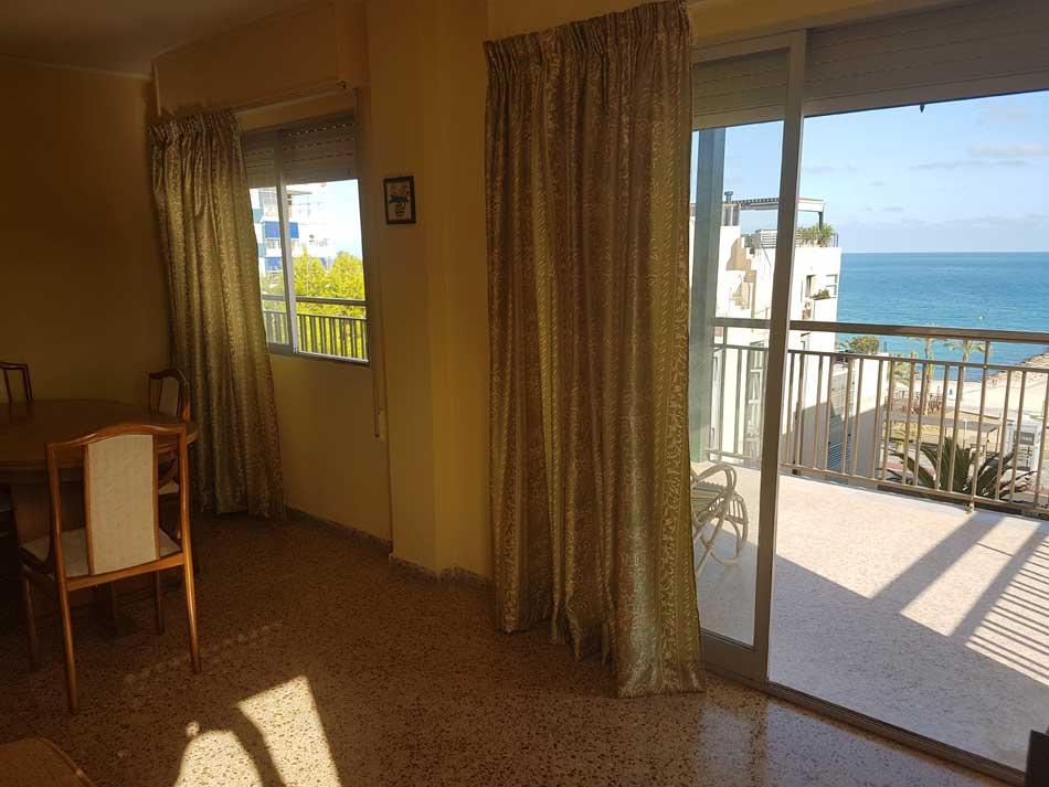apartamento en alquiler calle les barraques benicasim salon2