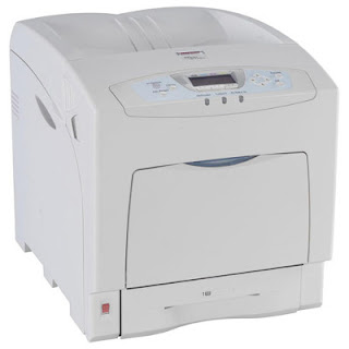 Ricoh Aficio SP C411DN Driver Download