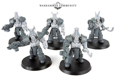 Thousand Sons Legion Sekhmet Terminator Cabal