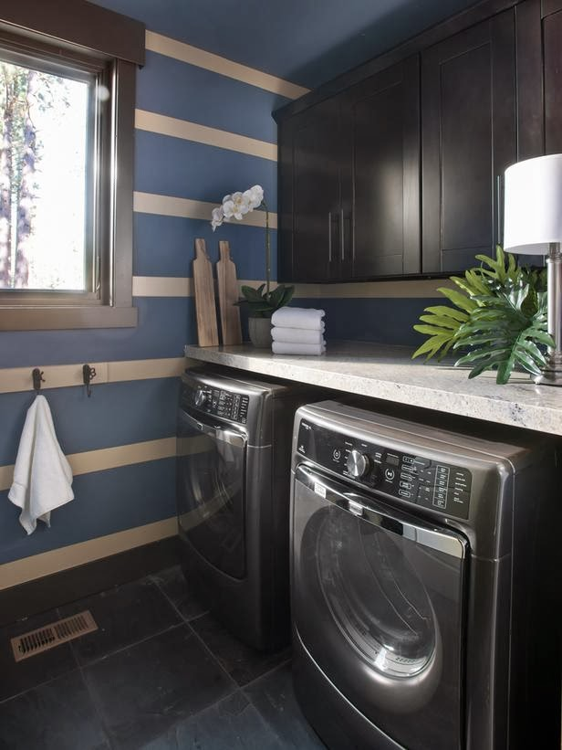 10 Simple Decorating Ideas From The Hgtv Dream Home: Modern Furniture: HGTV Dream Home 2014 : Laundry Room Pictures